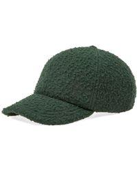 Larose Paris - Casentino Wool Baseball Cap - Lyst