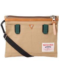 Master Piece - Link Series Shoulder Bag - Lyst