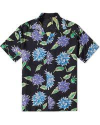 Flagstuff - Dahlia Vacation Shirt - Lyst