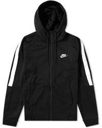 Nike - Tribute Hooded Jacket - Lyst