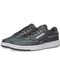 987e652c2d4 Lyst - Reebok Club C 85 Montana Cans Pack in Green for Men