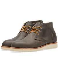 Red Wing - 3150 Heritage Work Chukka - Lyst