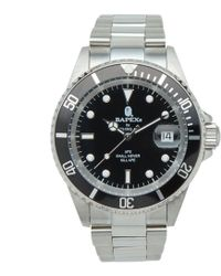 A Bathing Ape - Type 1 Bapex Watch - Lyst