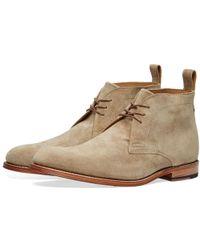 Grenson - Marcus Desert Boot - Lyst