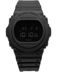 G-Shock - Casio Dw-5750e-1ber Heritage Watch - Lyst