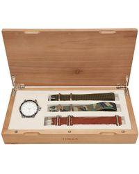 Timex - End. X Navi Ocean Watch - Lyst