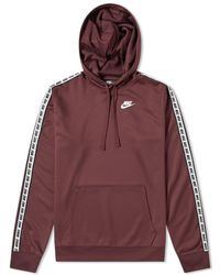 Nike - Repeat Poly Pullover Hoody - Lyst