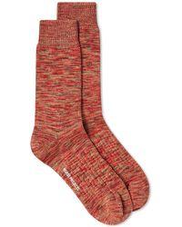 Norse Projects - Bjarki Blend Sock - Lyst
