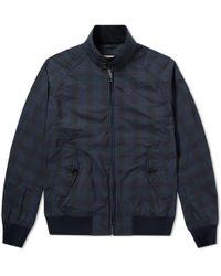 Baracuta - G9 Light Harrington Jacket - Lyst