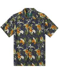 Gitman Brothers Vintage - X End. Short Sleeve Floral Shirt - Lyst