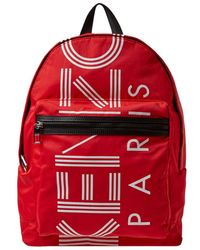 KENZO - Paris Sport Backpack - Lyst