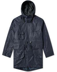 Barbour - X Engineered Garments Cowan Wax Jacket - Lyst