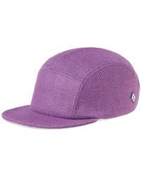 Larose Paris - Burlap 5-panel Cap - Lyst