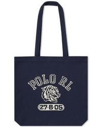 Polo Ralph Lauren - Shopper Tote - Lyst