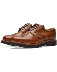 Church's - Church's Tewin Lightweight Sole Brogue - Lyst