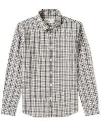 Folk - Storm Shirt - Lyst
