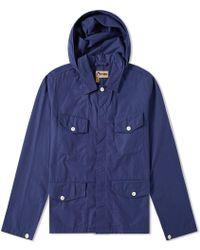 Nigel Cabourn - X Lybro Field Shirt Jacket - Lyst