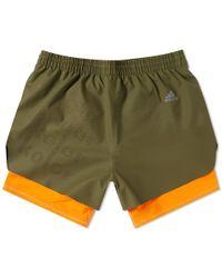 adidas - X Kolor Coated Short - Lyst