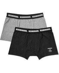 Neighborhood - Boxer Short - 2 Pack - Lyst