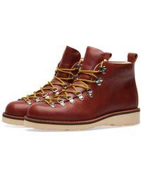 Fracap - M120 Natural Vibram Sole Scarponcino Boot - Lyst