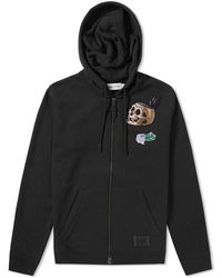 COACH - X Disney Happy Zip Hoody - Lyst