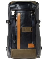 Master Piece - Leather Over Backpack - Lyst