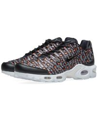 Nike - Air Max Plus Just Do It W Women s Shoes (trainers) In Black f1a8a4245