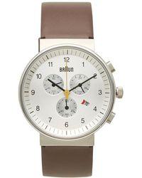 Braun | Bn0035 Chronograph Watch | Lyst