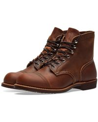 "Red Wing - 8085 Heritage 6"" Iron Ranger Boot - Lyst"