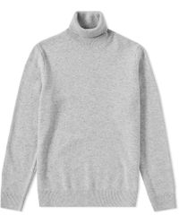 Barbour - Leahill Roll Neck Knit - Lyst