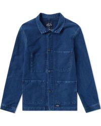 Bleu De Paname - Denim Counter Jacket - Lyst