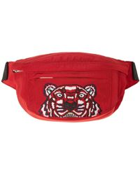 KENZO - Tiger Cross Body Bag - Lyst