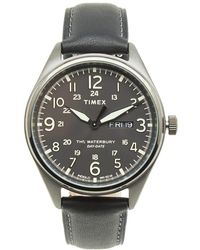 Timex - Waterbury Traditional Day-date Watch - Lyst