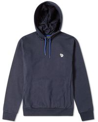 Paul Smith - Zebra Popover Hoody - Lyst