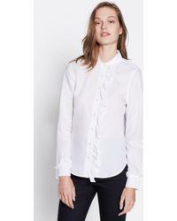 Equipment - Jesper Cotton Shirt - Lyst