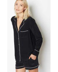 Equipment   Lillian Silk Pajama Set   Lyst