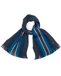 Ted Baker - Keverne Striped Scarf - Lyst