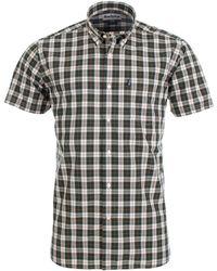 Barbour - Cadman Tartan Shirt In Green - Lyst