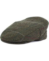 Barbour - Crieef Cap In Olive - Lyst