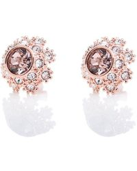 Ted Baker - Seraa Daisy Lace Earrings - Lyst