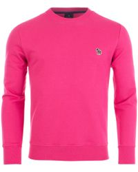 Paul Smith - Zebra Logo Sweat - Lyst
