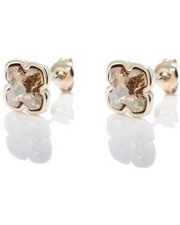 Karen Millen - Art Glass Earrings - Lyst