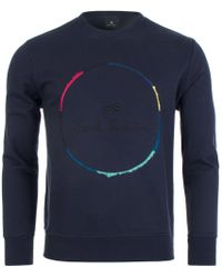 Paul Smith - Embroidered Circle Jumper - Lyst