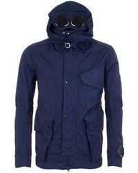 C P Company - Quartz La Mille Jacket - Lyst
