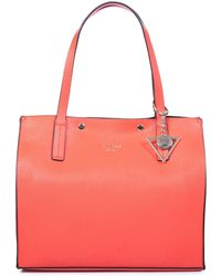 Guess - Kinley Shoulder Bag - Lyst