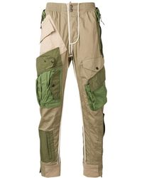 DSquared² - Multiple Pockets Trousers - Lyst