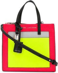 Marc Jacobs - Grind Colour-block Tote - Lyst