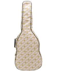 Stella McCartney All Together Now Yellow Submarine Monogram Guitar Case - Multicolour