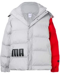 b37f582047cd PUMA - X Ader Error Padded Jacket - Lyst