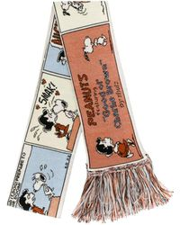 Marc Jacobs - Snoopy Scarf - Lyst